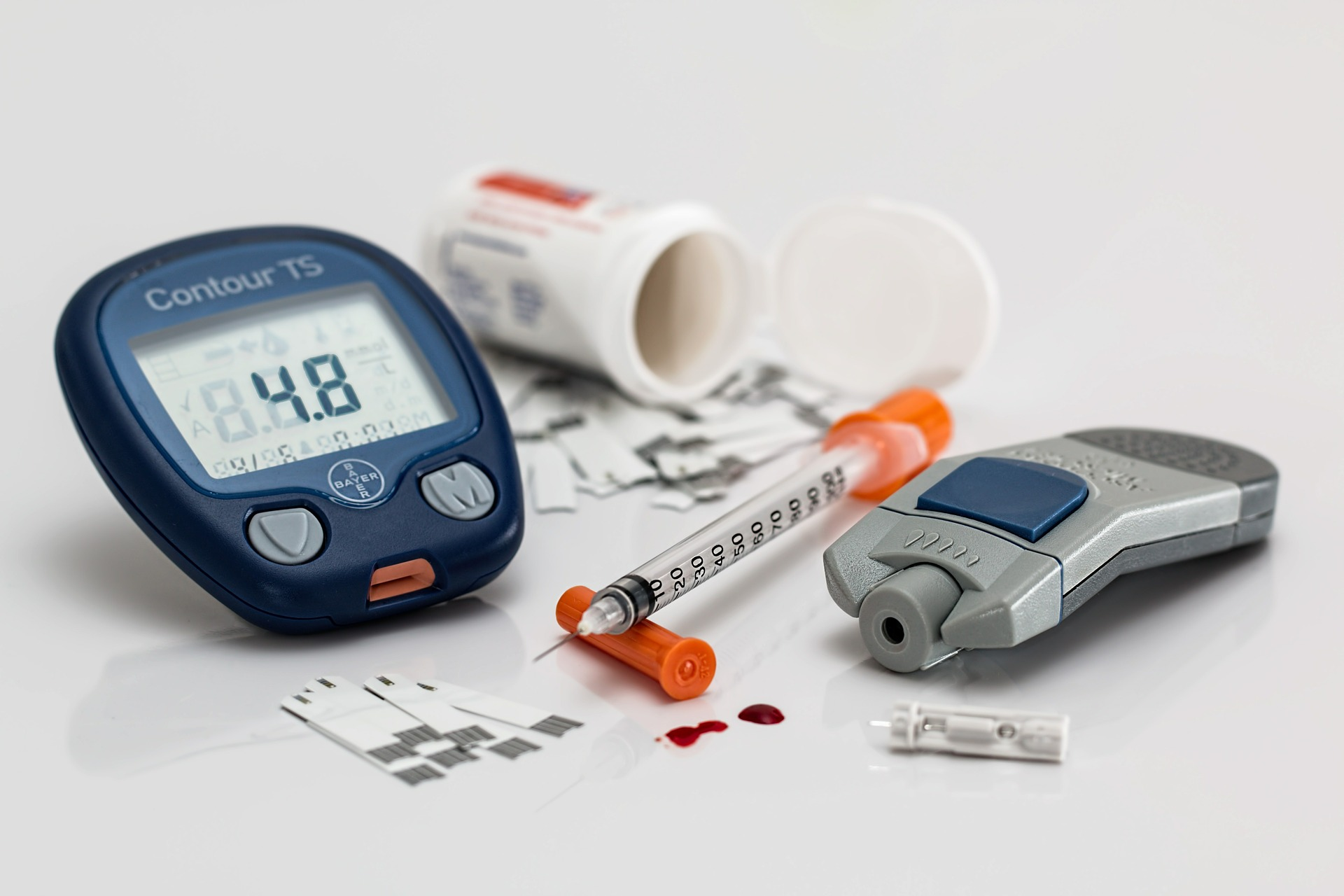 cek kadar gula darah
