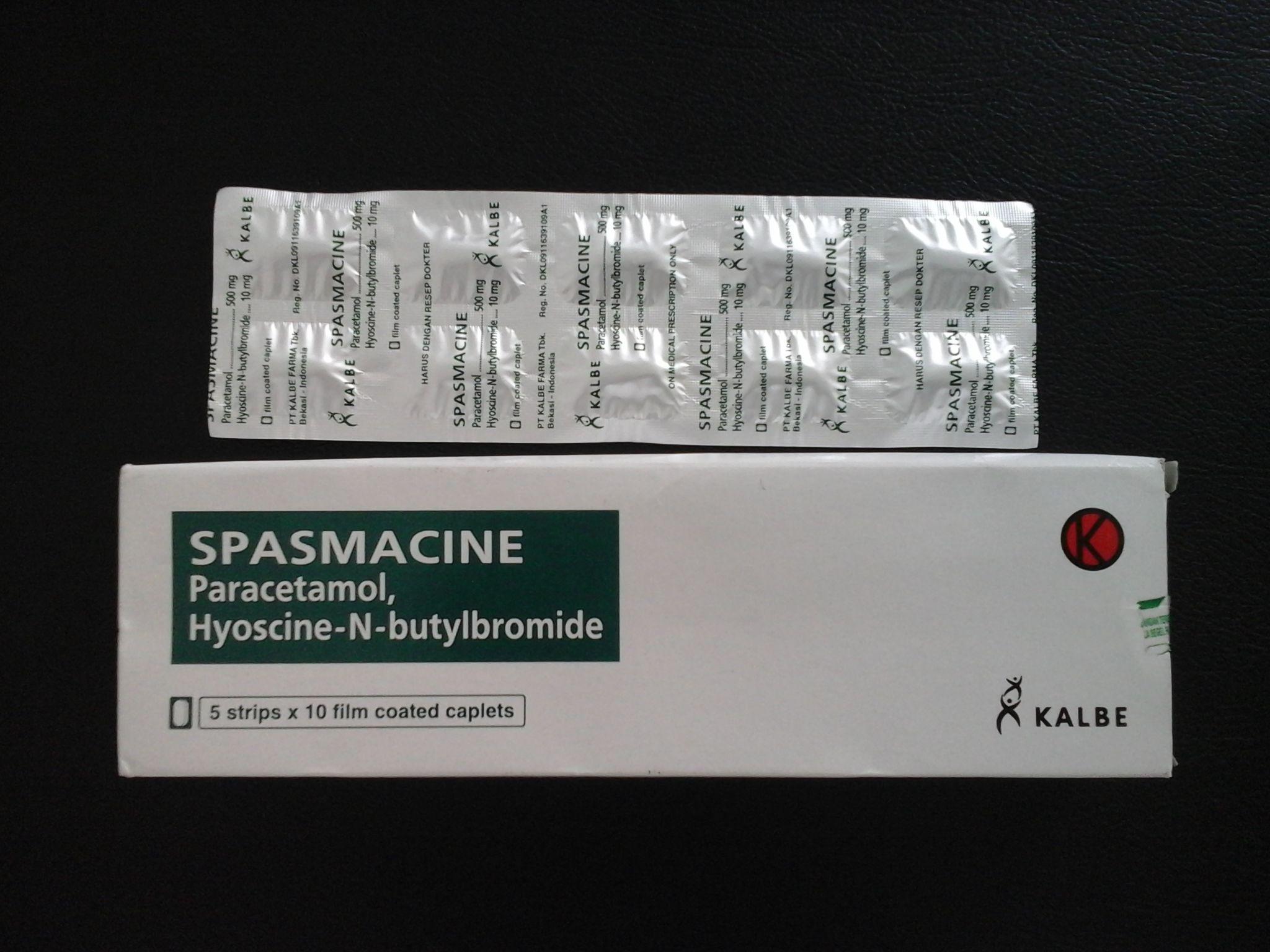 Obat spasmacine