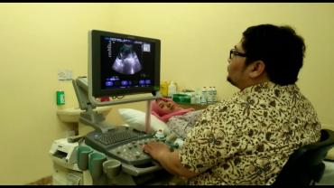 Biaya USG 4 Dimensi di RS Lira Medika Karawang