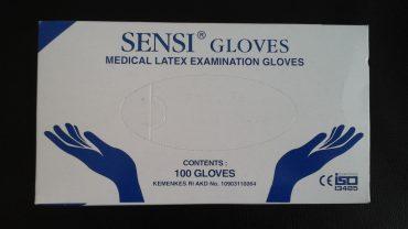 Sarung Tangan Sensi Gloves Sarung Tangan Lateks
